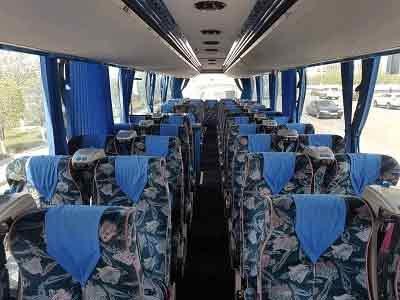 аренда автобуса в Астане BusTrans.kz